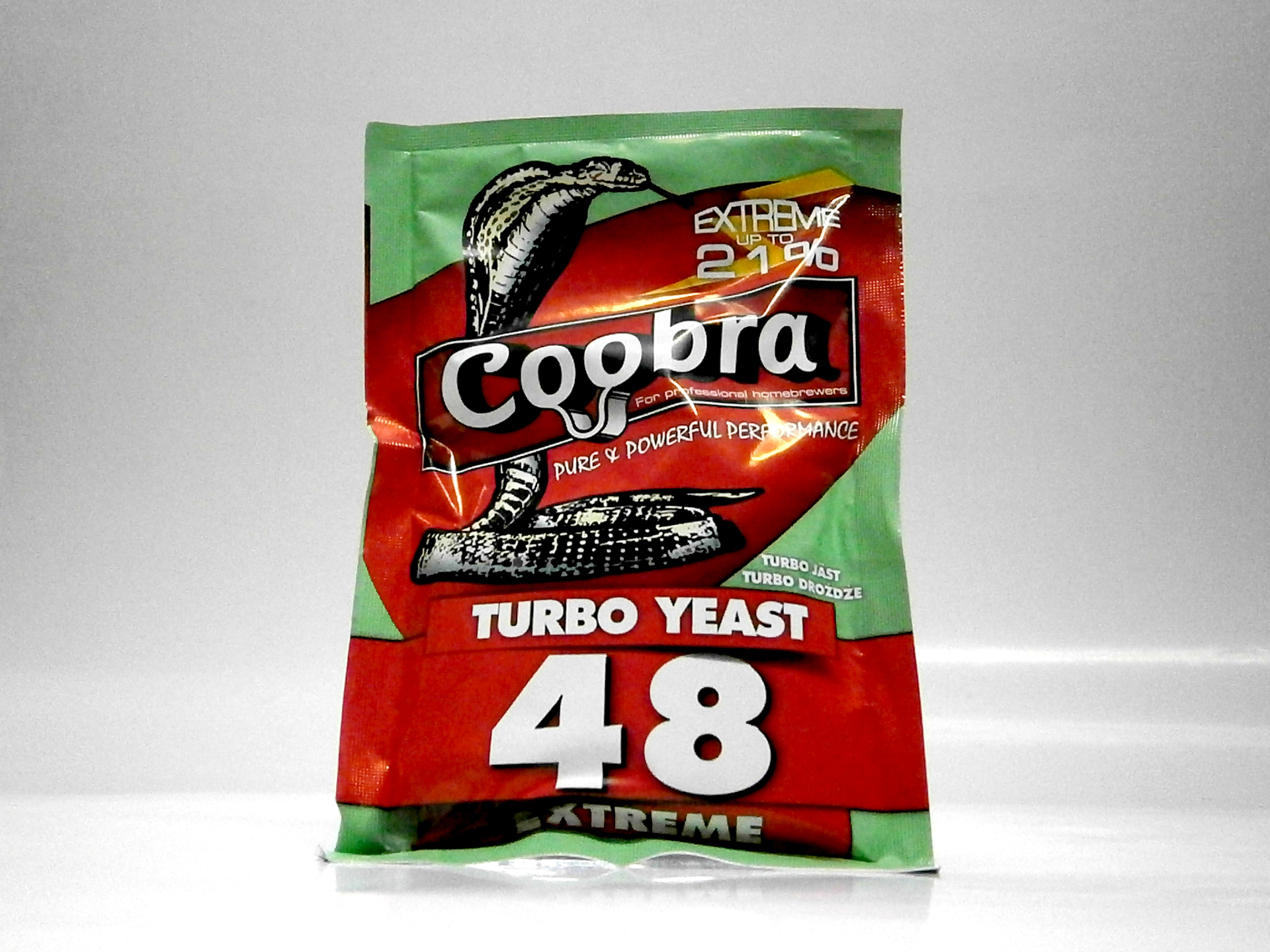 Coobra 48 - Do cukru lub glukozy