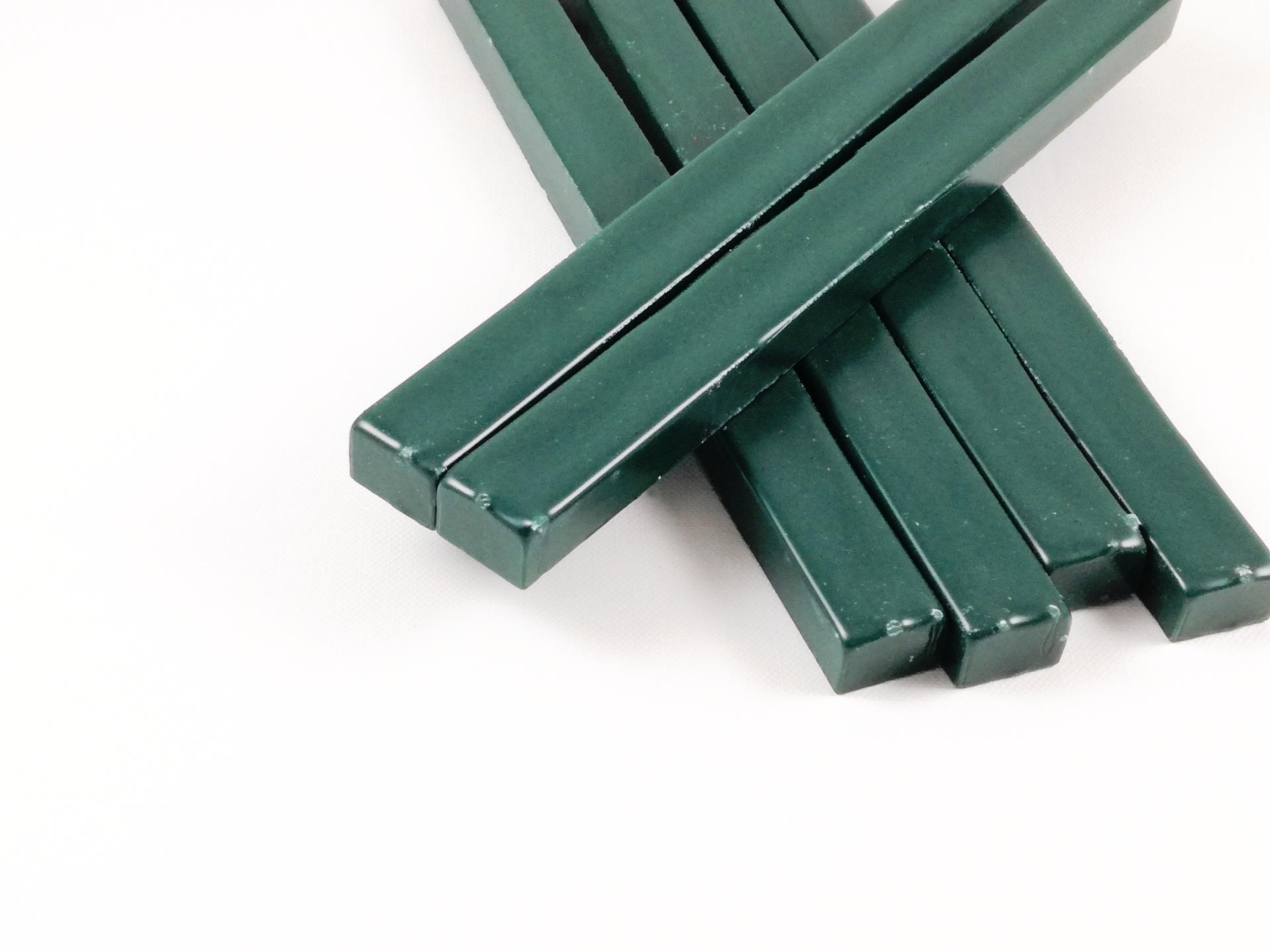 Lak zielony